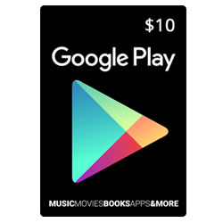 Google Play Card $10 - USA ()