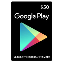 Google Play Card $50 - USA ()